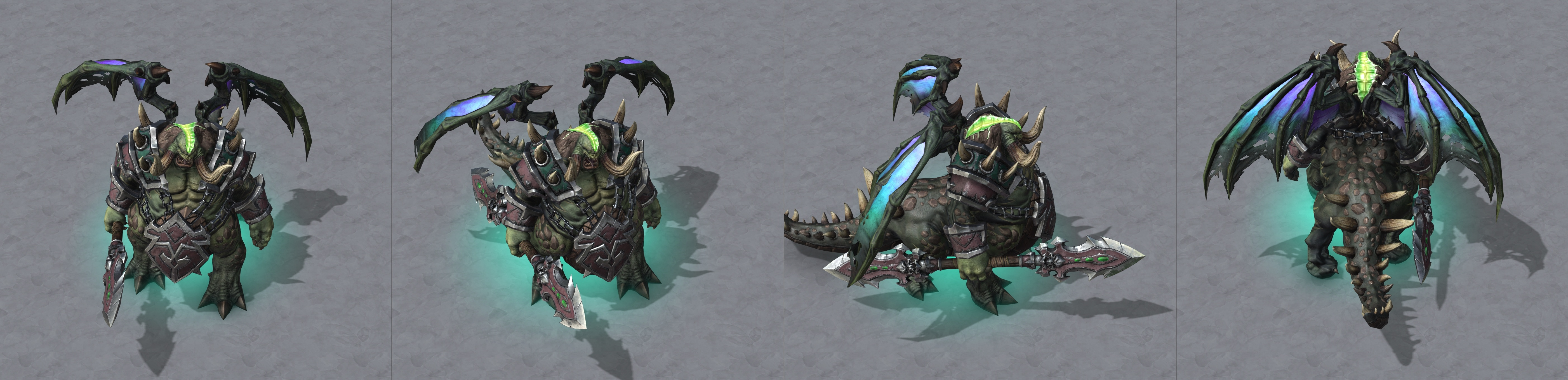 Warcraft III Reforged : Magtheridon