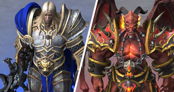 warcraft iii reforged : tous les modeles datamines