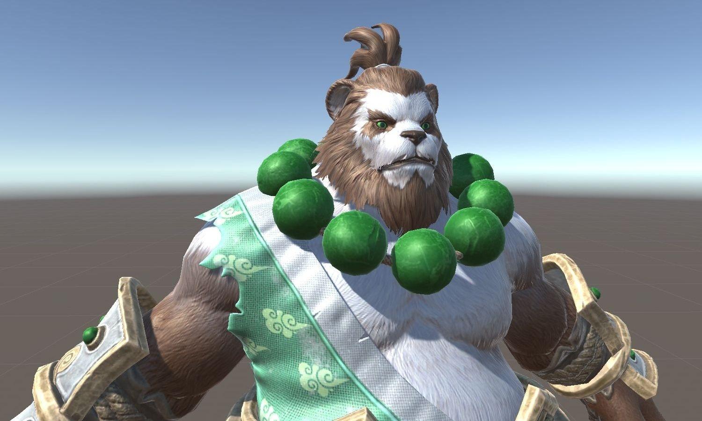 Warcraft III Reforged : Pandaren Brewmaster
