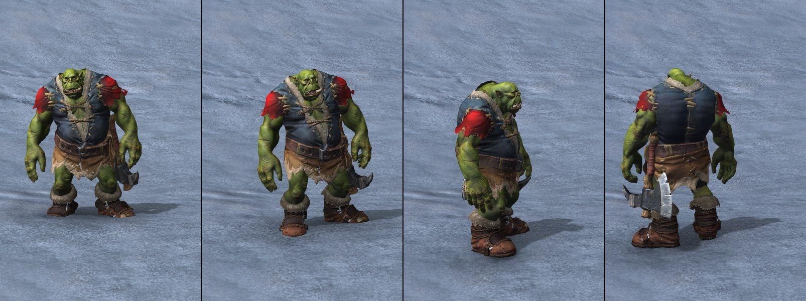 Warcraft III Reforged : Peon