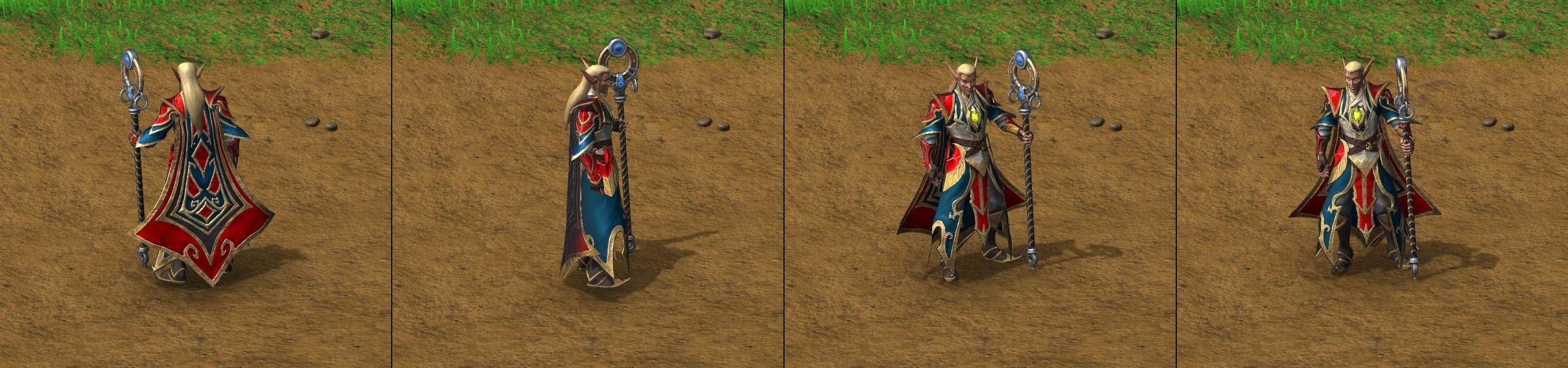 Warcraft III Reforged : Priest