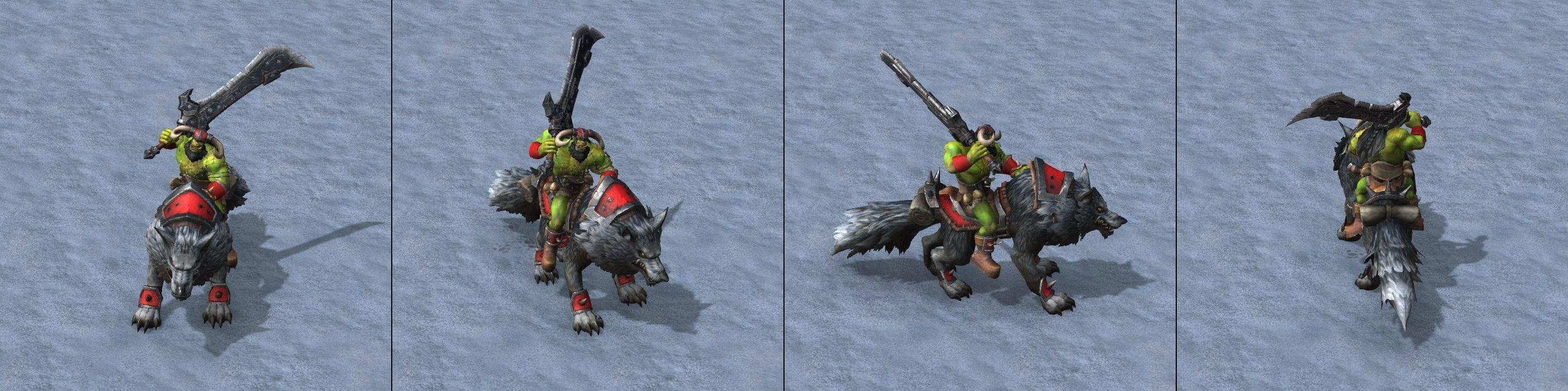Warcraft III Reforged : Raider