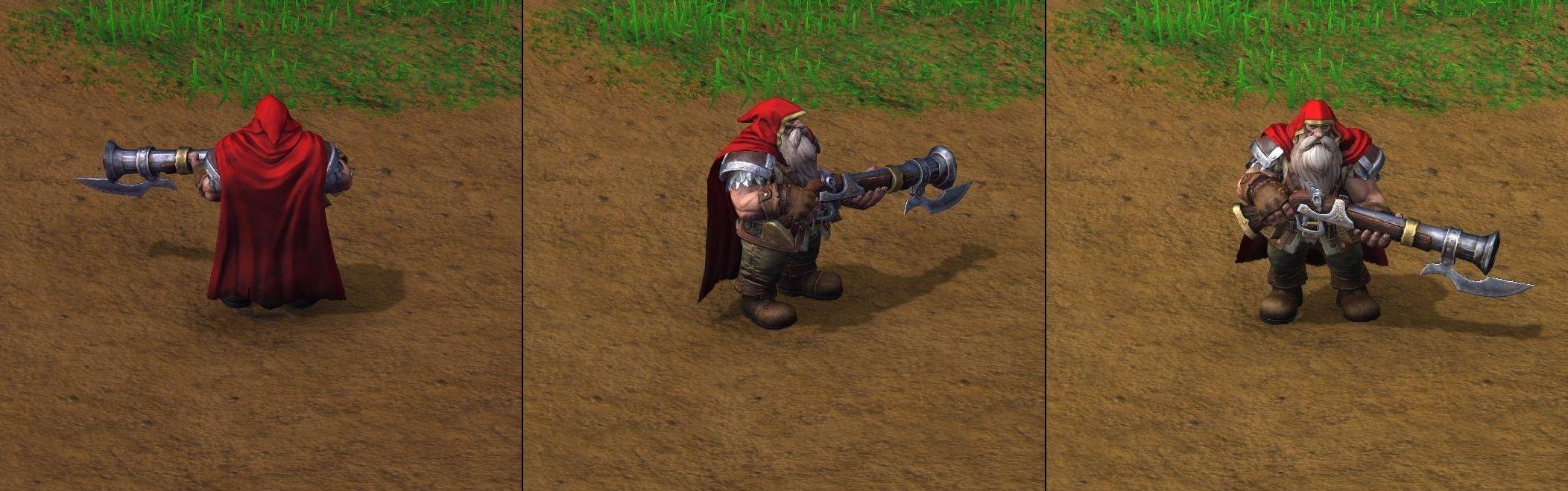 Warcraft III Reforged : Rifleman