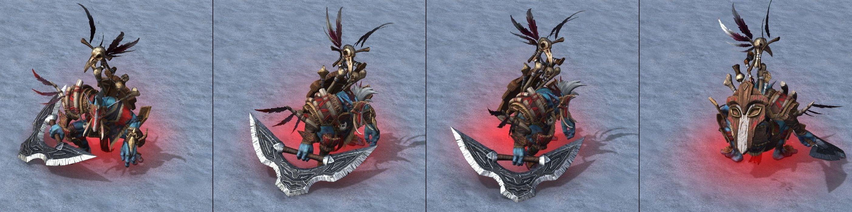 Warcraft III Reforged : Shadow hunter