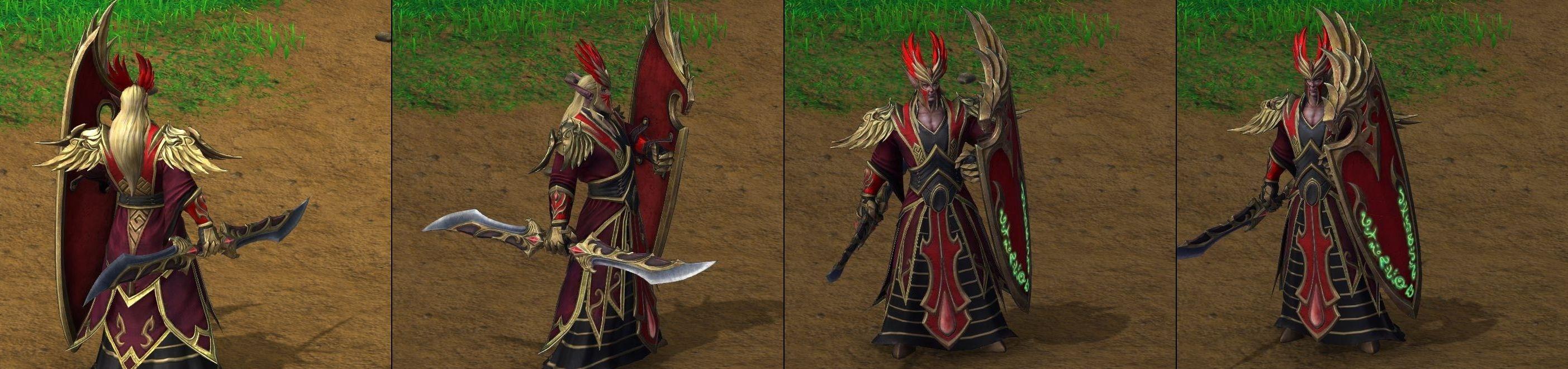 Warcraft III Reforged : Spell Breaker
