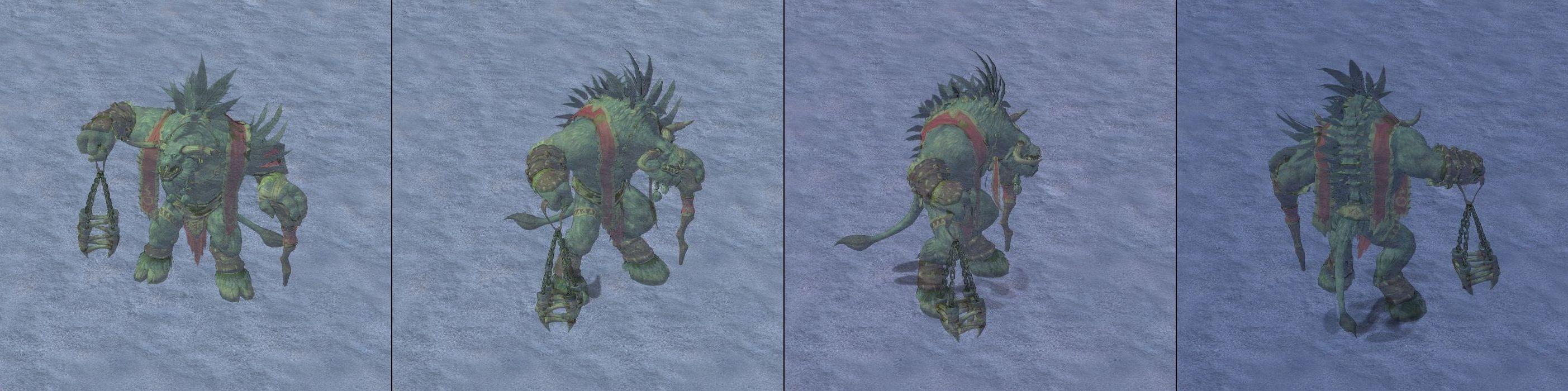 Warcraft III Reforged : Spirit Walker