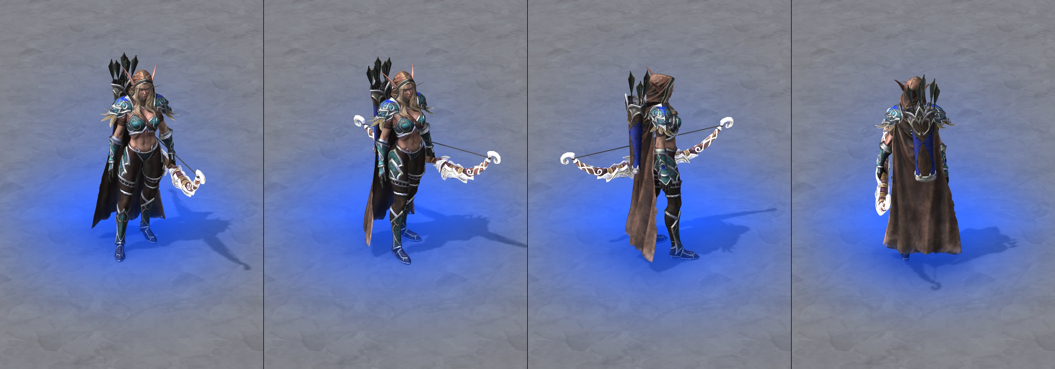 Warcraft III Reforged : Sylvanas Windrunner