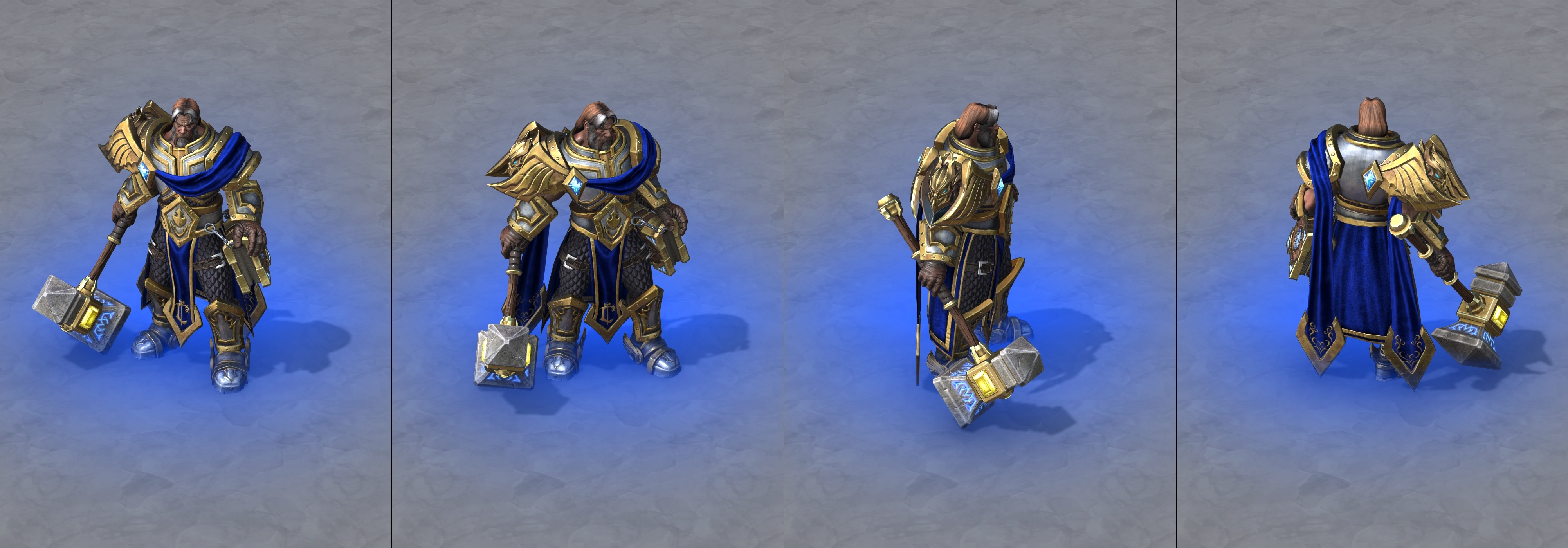 Warcraft III Reforged : Uther