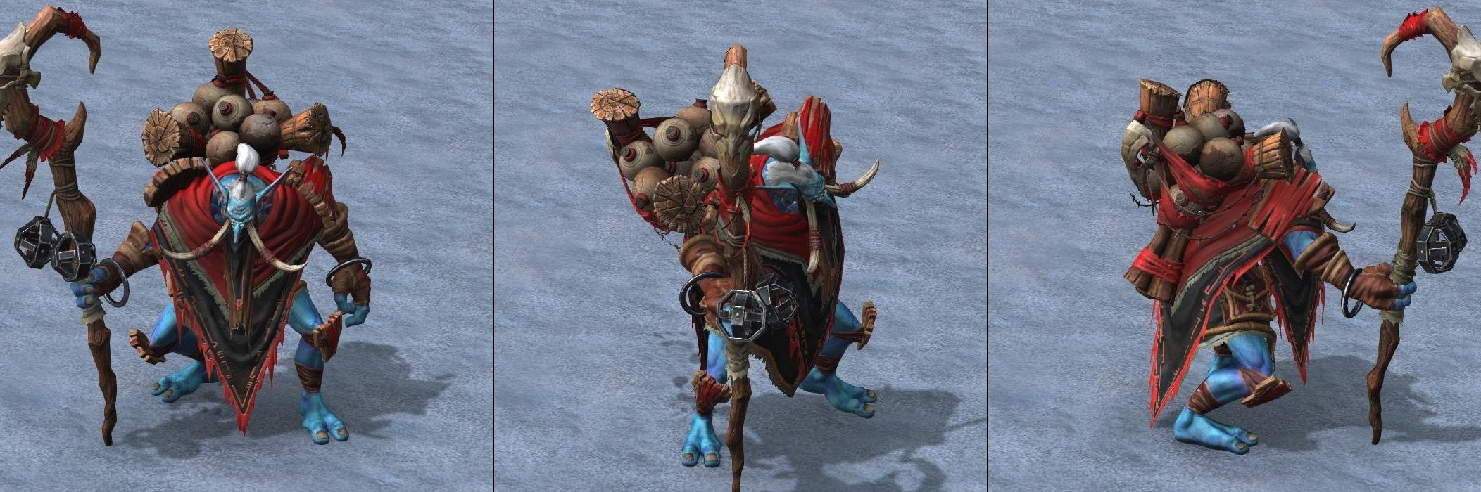 Warcraft III Reforged : Witch Doctor