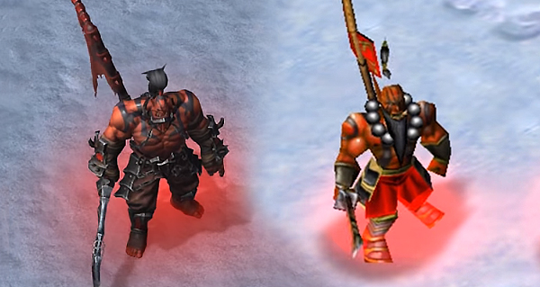 warcraft iii : comparatif de la version originale et de la version reforged
