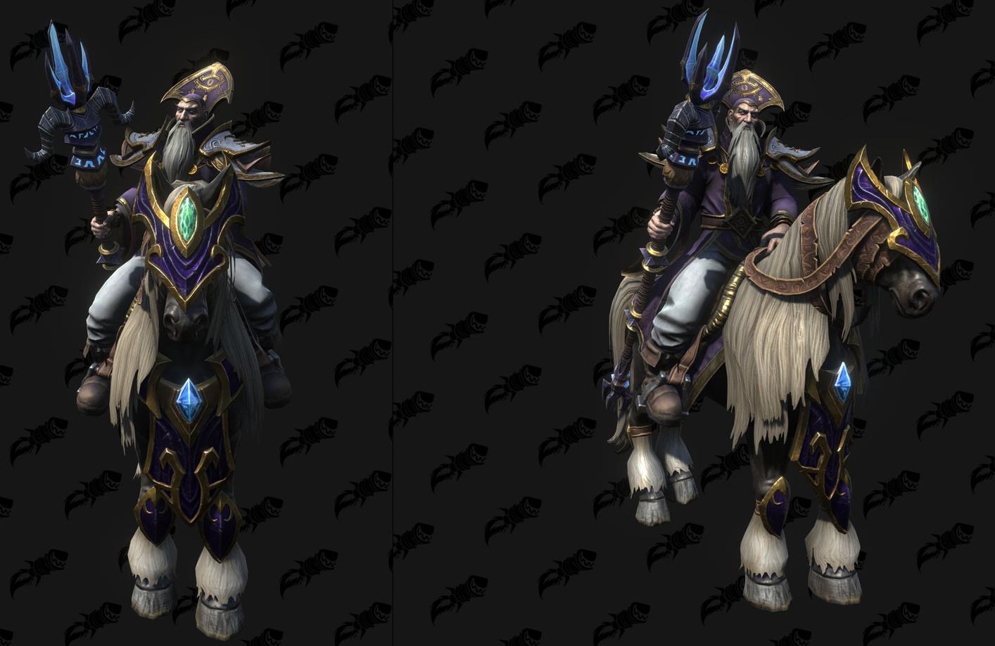 Modèle Warcraft III Reforged : Antonidas
