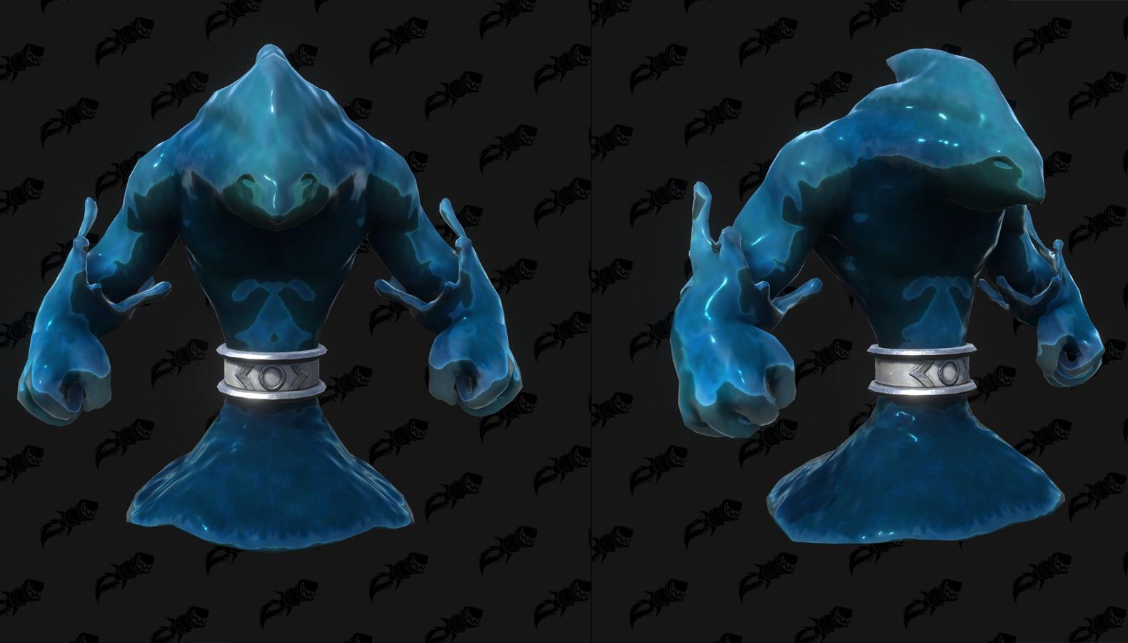 Modèle Warcraft III Reforged : Archmage Water Elementals