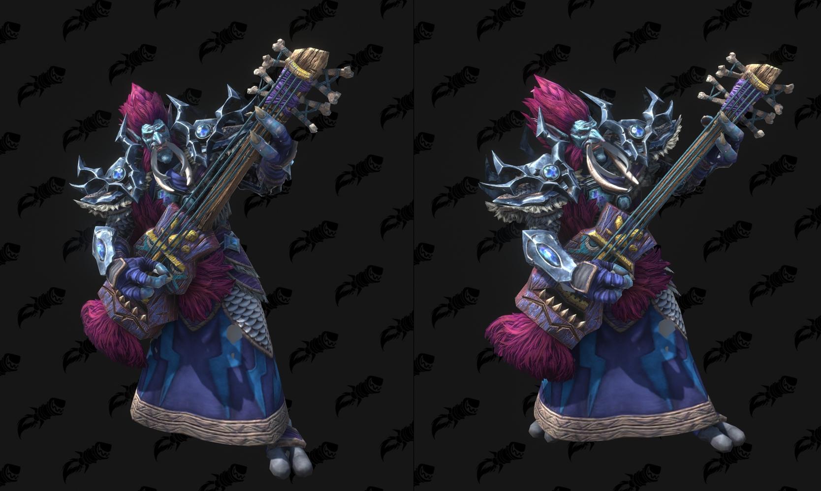 Modèle Warcraft III Reforged : Mai'Kyl