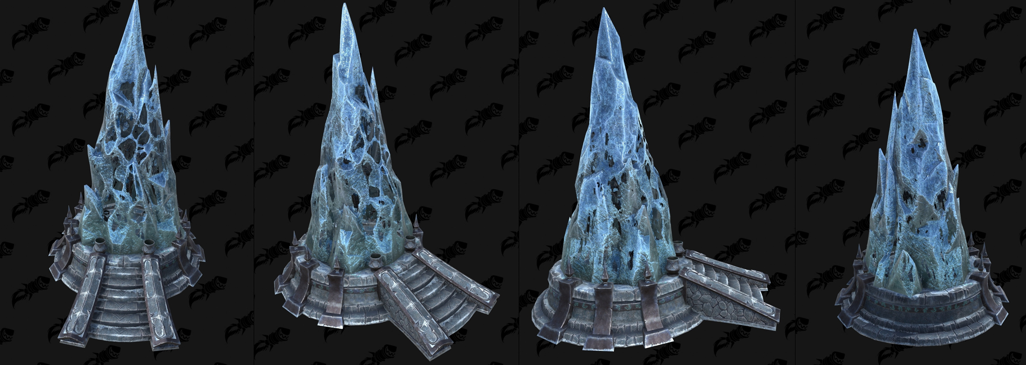 Modèle Warcraft III Reforged : Roi Liche