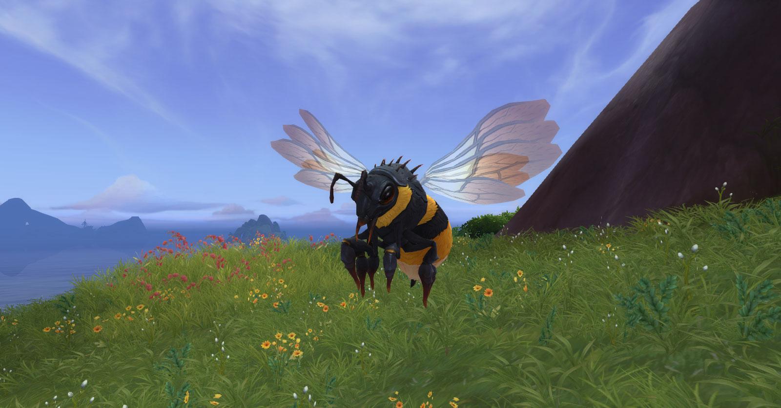 Evénement : Butineuse dos-de-miel