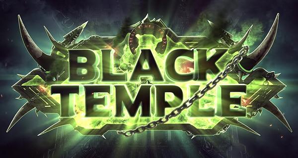 temple noir : un hommage sous forme de trailer realise par hurricane