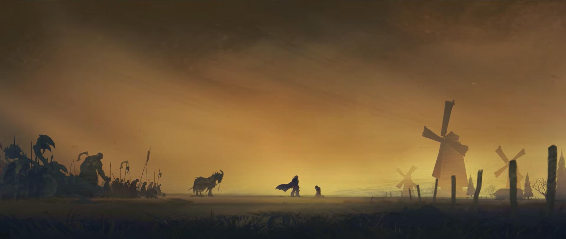 Shadowlands : Les Éternités, court-métrage Le Bastion
