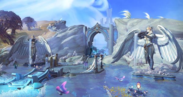 Shadowlands : L'alpha fermée arrive cette semaine !