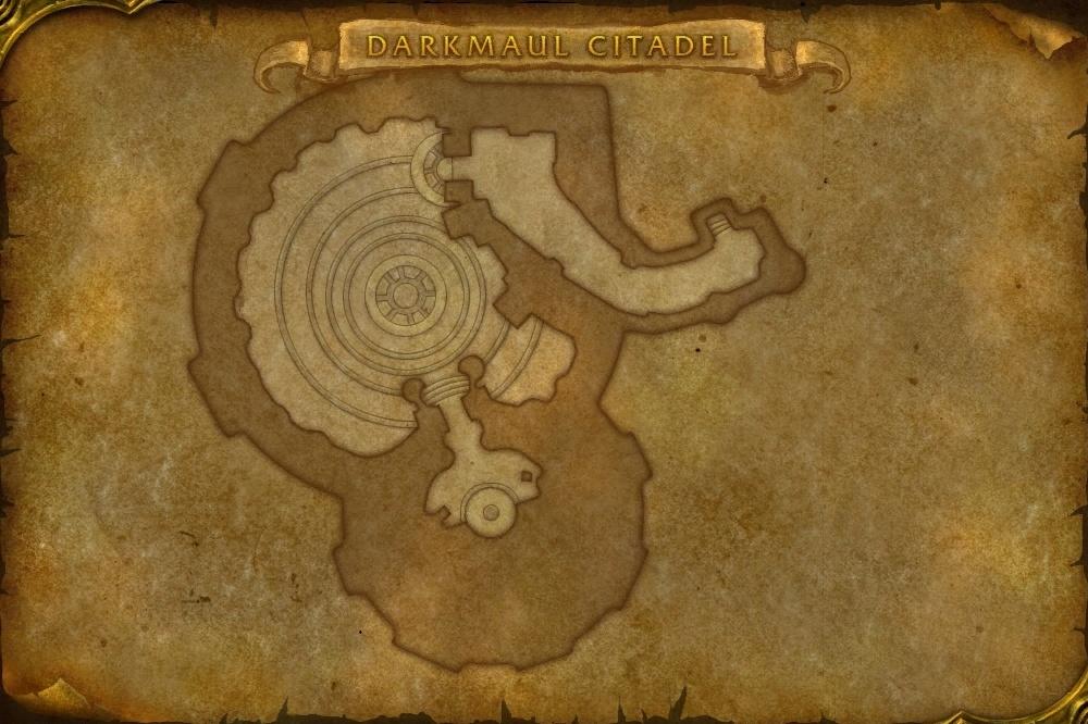 Carte Citadelle Darkmaul