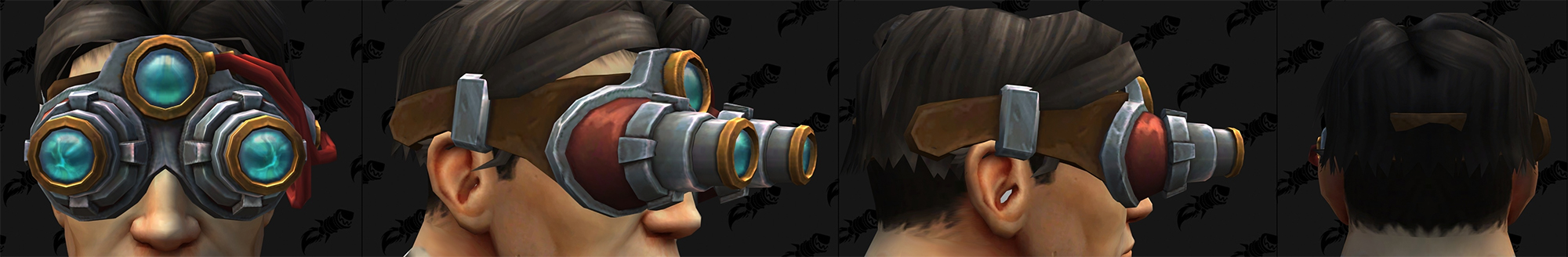 Modèle de lunettes de type Ingénierie