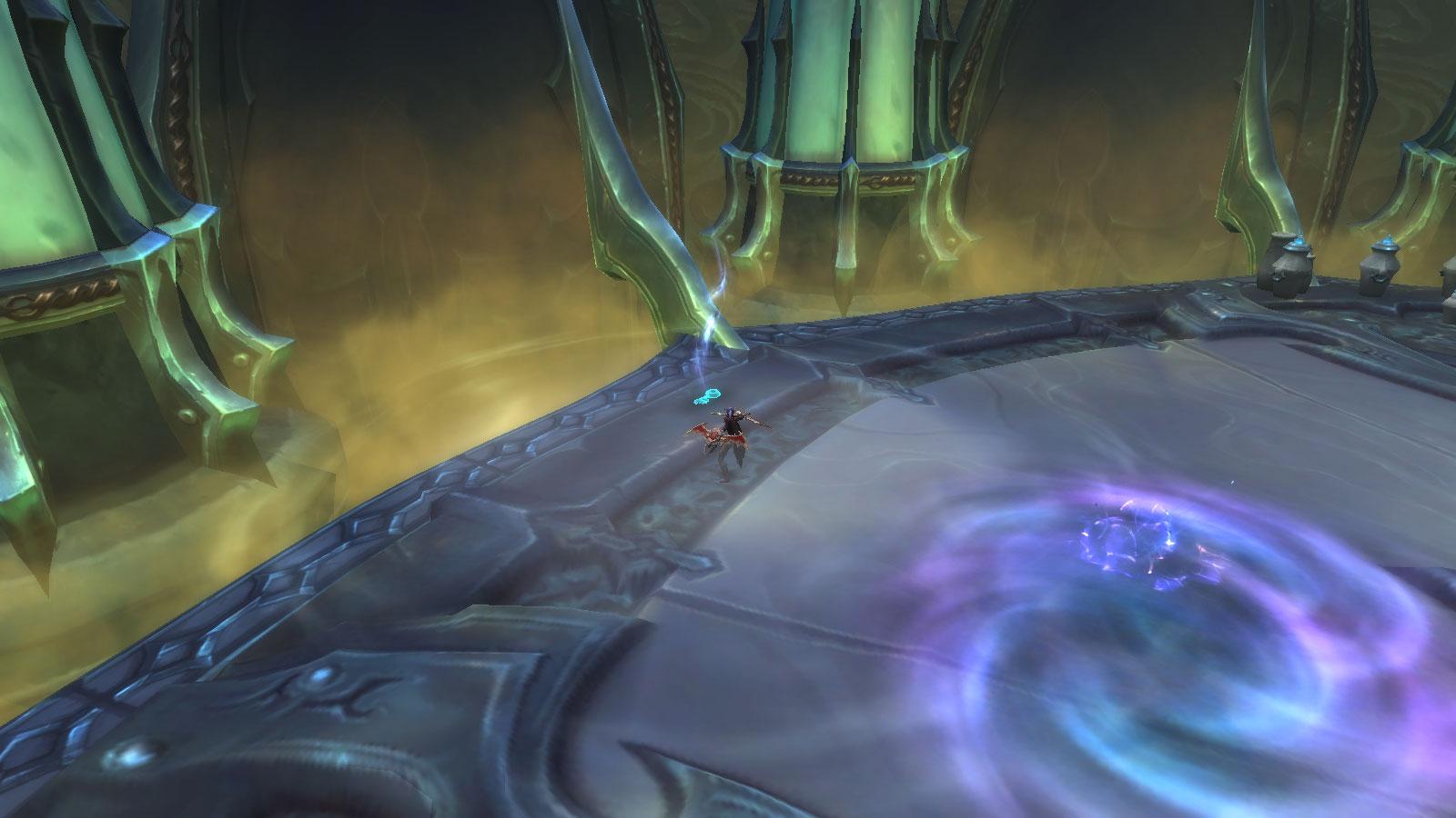 Des clés spectrales sont dispersées dans la tour