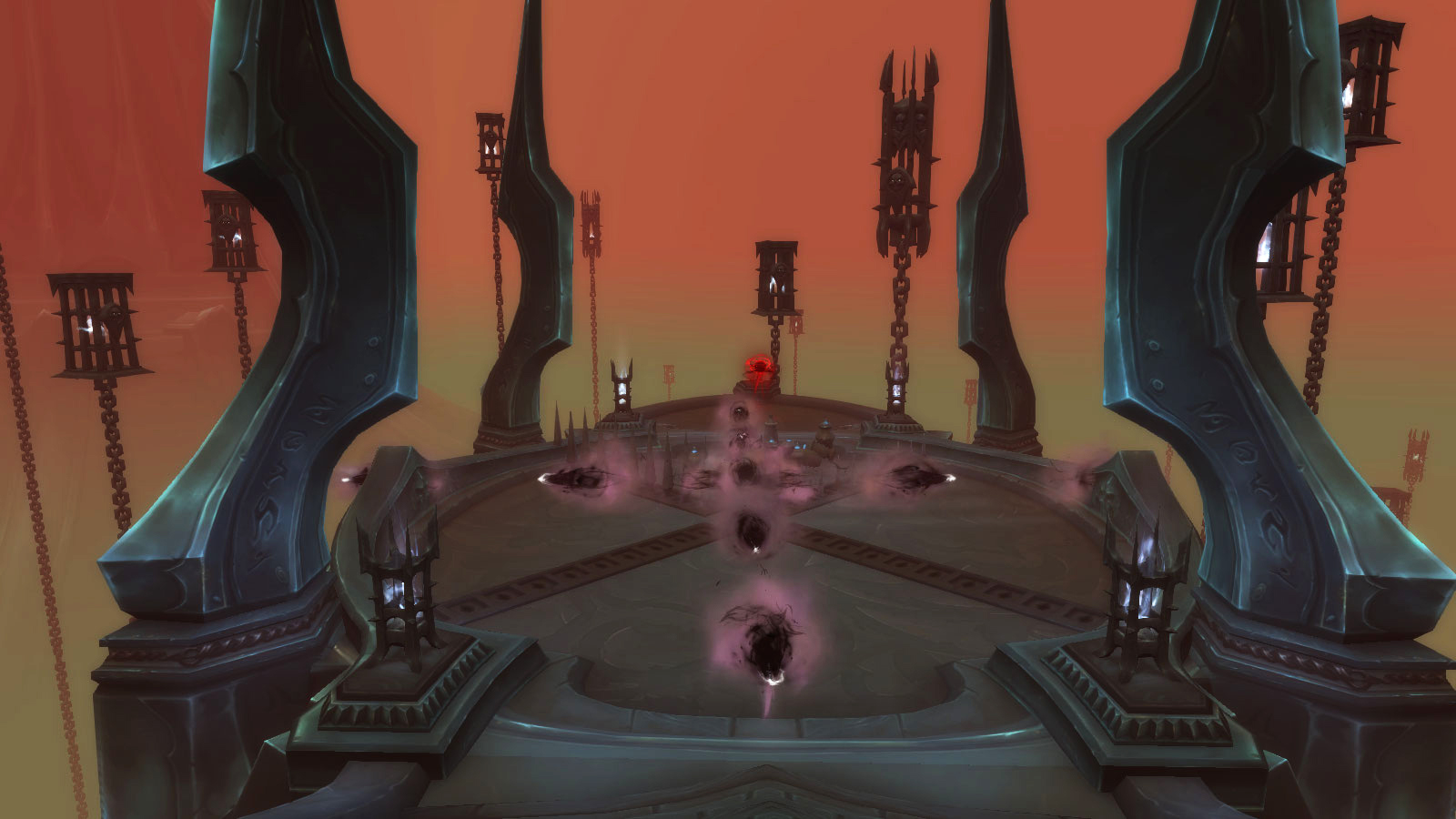 Tourment, la tour des damnés, une des meilleures fonctionnalités de Shadowlands