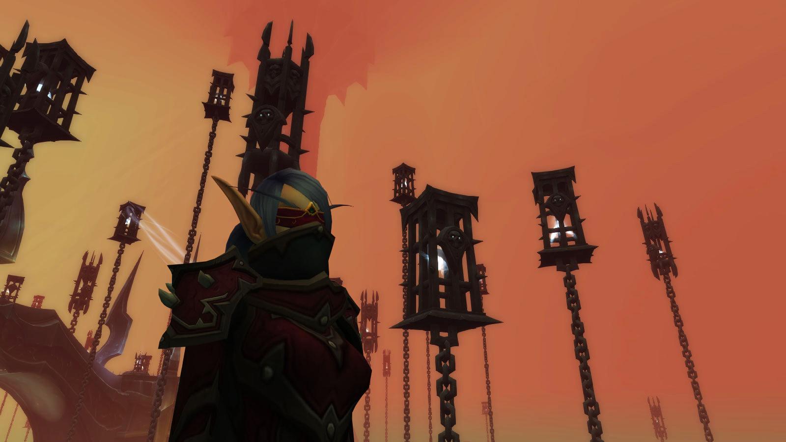 Relevez les défis de Tourment, la tour des damnés dans Shadowlands