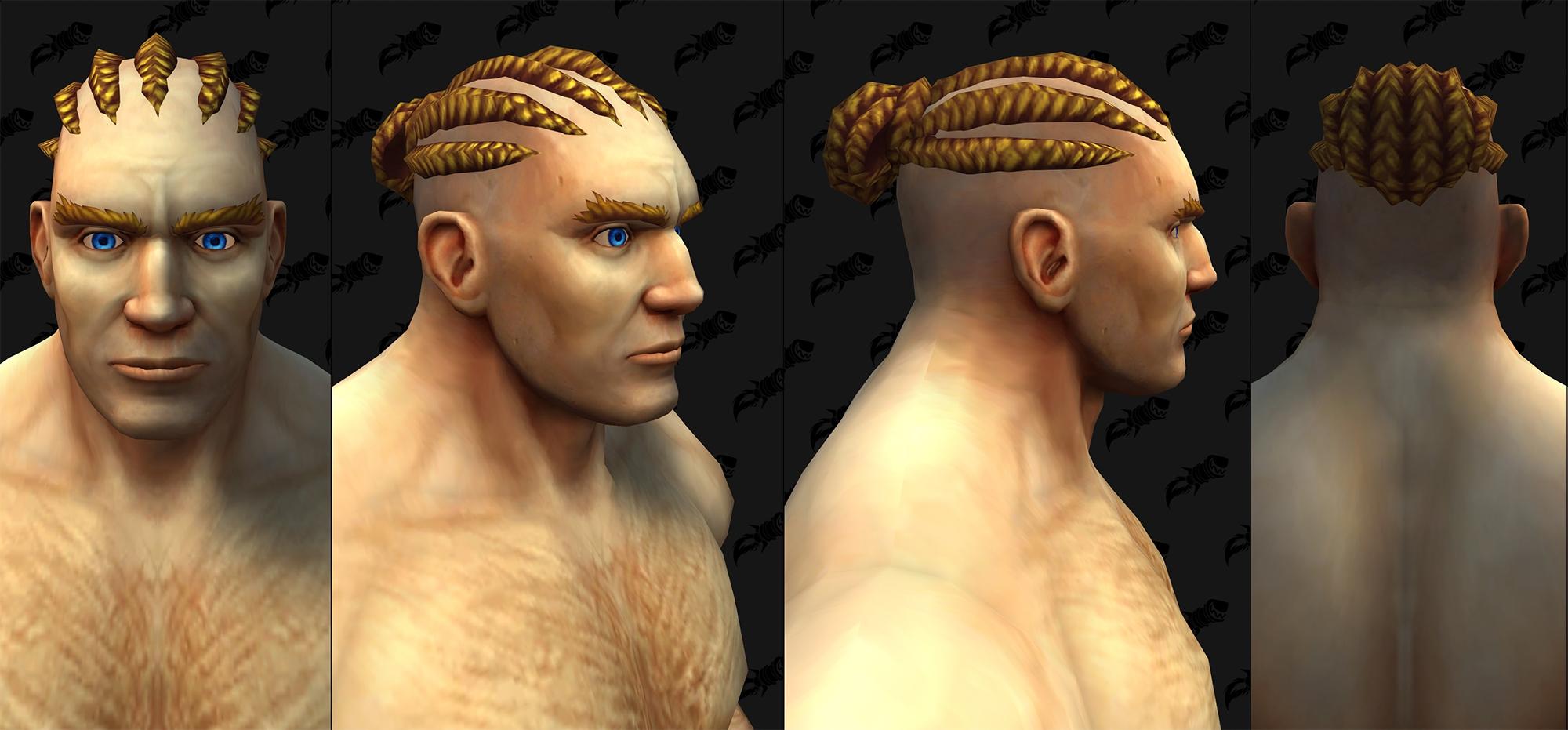 Nouvelles coiffures (H)