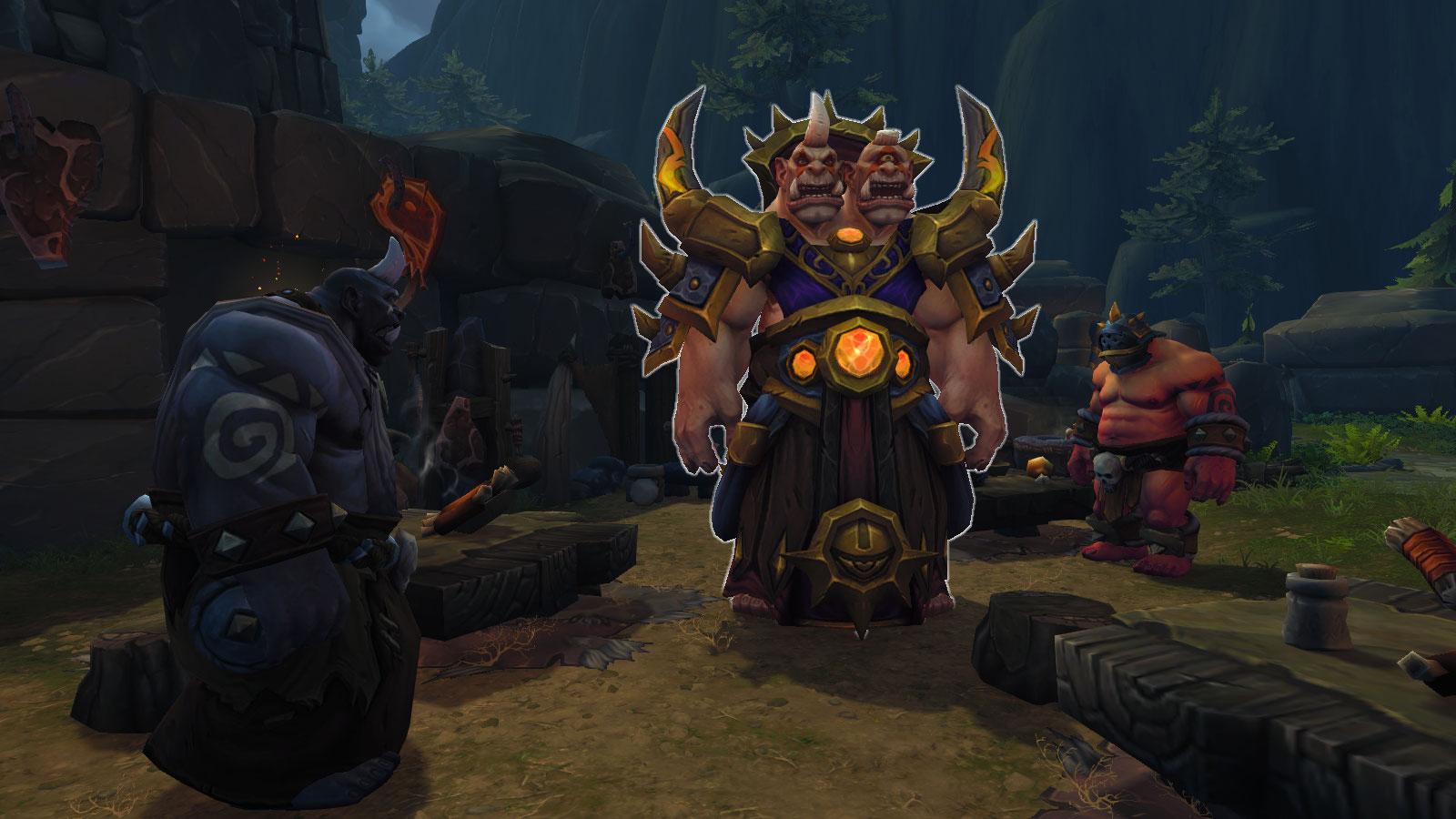 Rencontrez Gor'groth l'Ogre