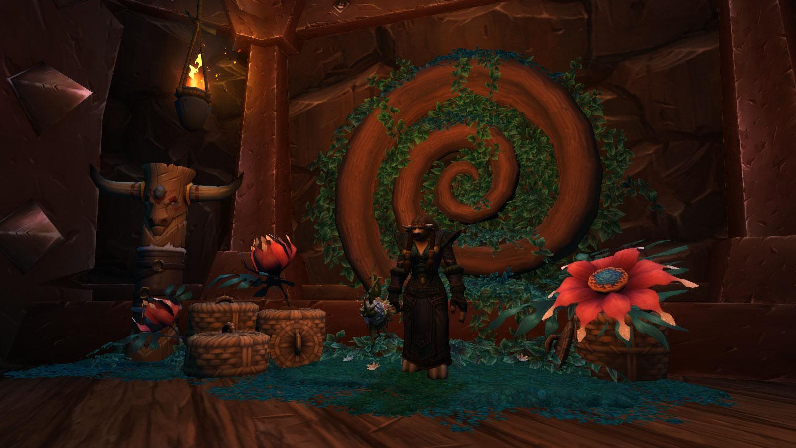 Shadowlands : Maître de classe des Druides
