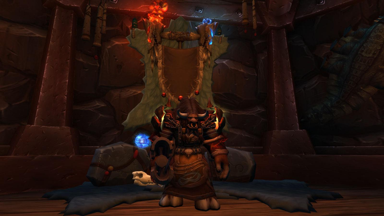 Shadowlands : Maître de classe des Chamans