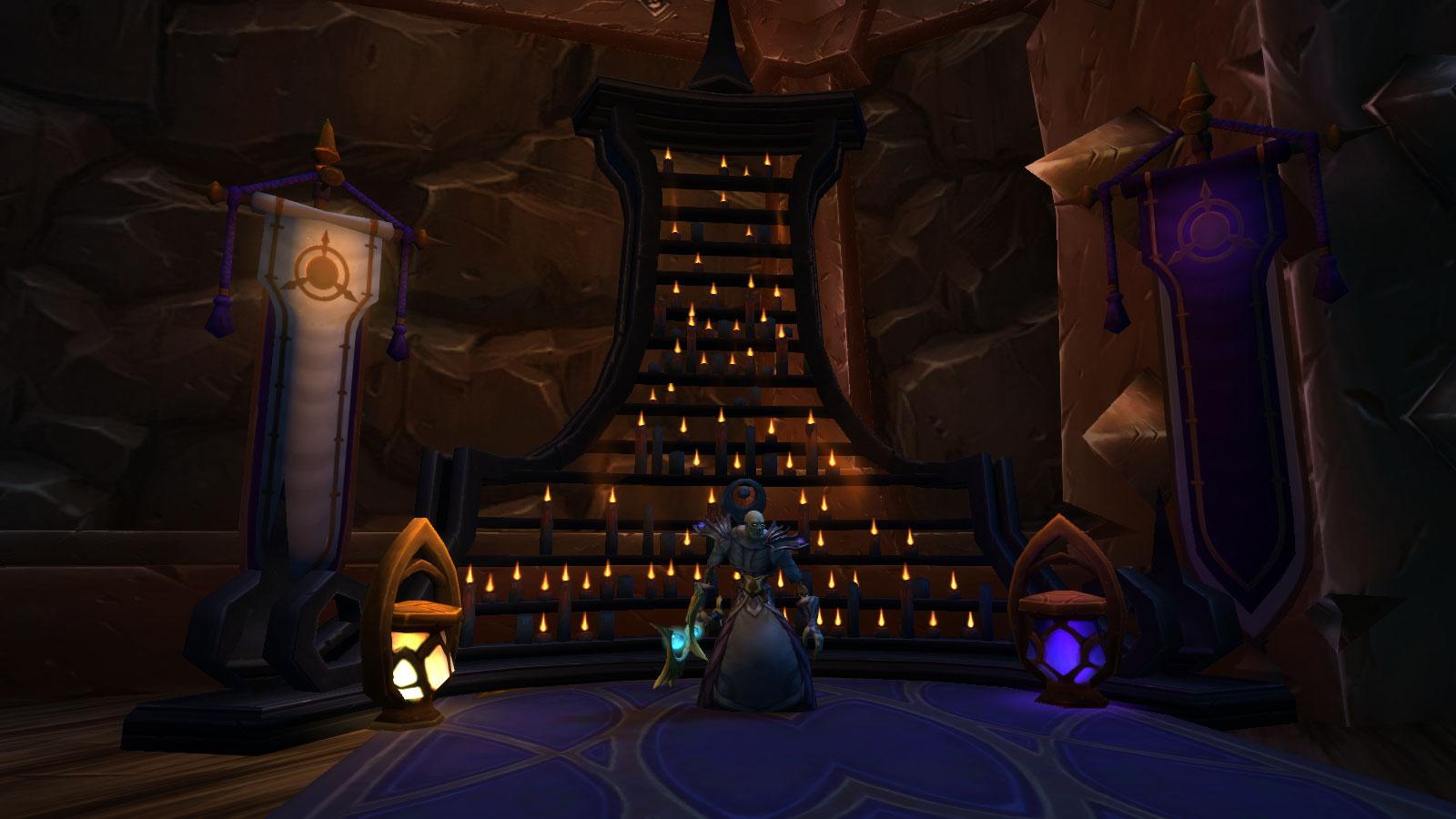 Shadowlands : Maître de classe des Prêtres