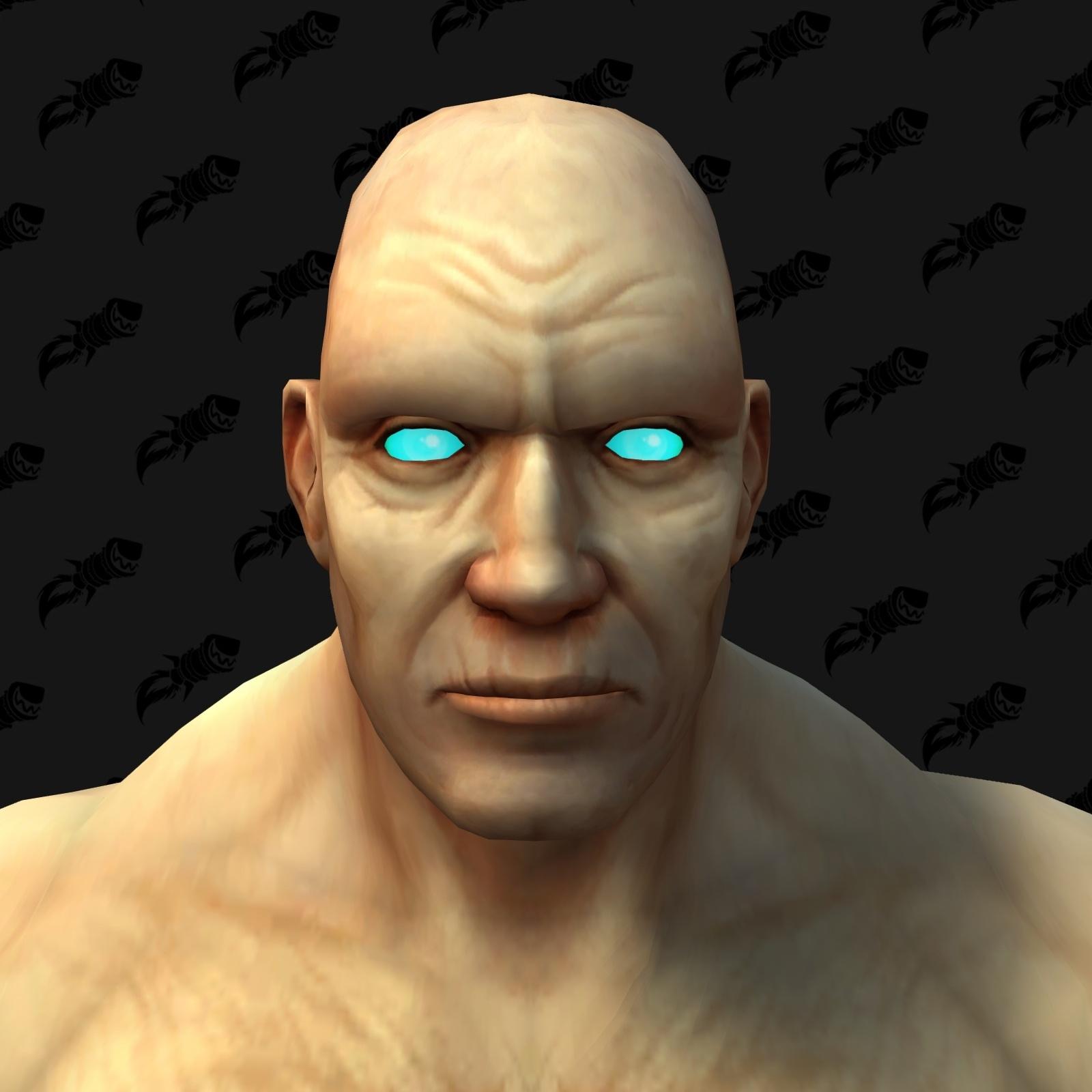 Nouveau coloris des yeux dataminés (n°2)