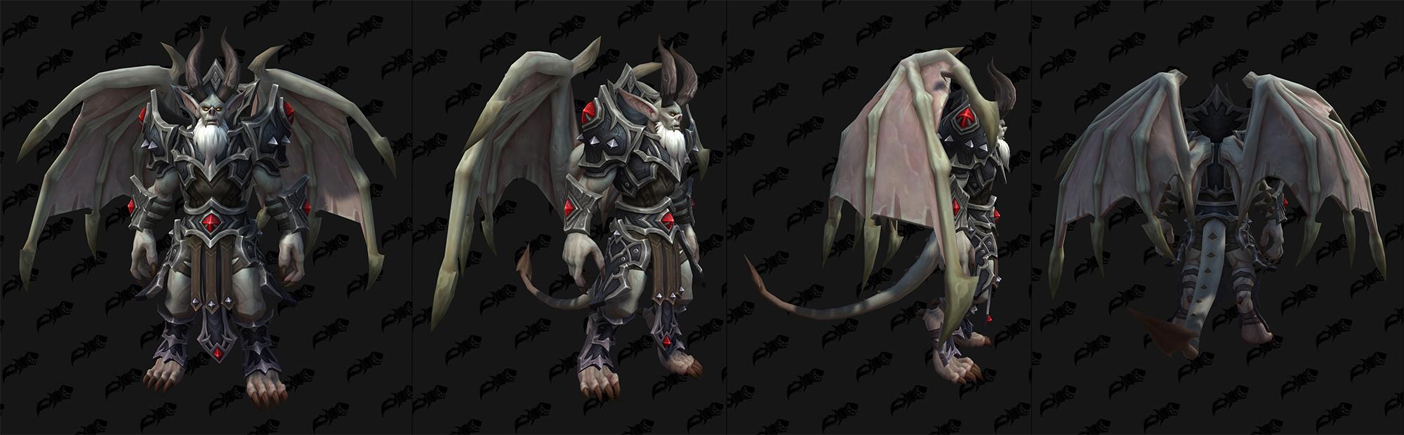 Shadowlands : modèle gargouille