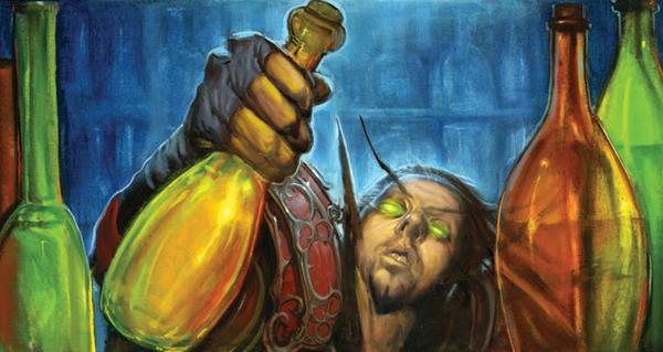 shadowlands : changements a venir pour les potions de combat