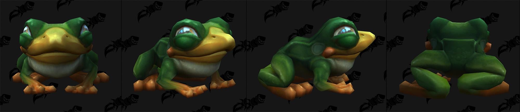 Shadowlands : Modèle de canard-grenouille