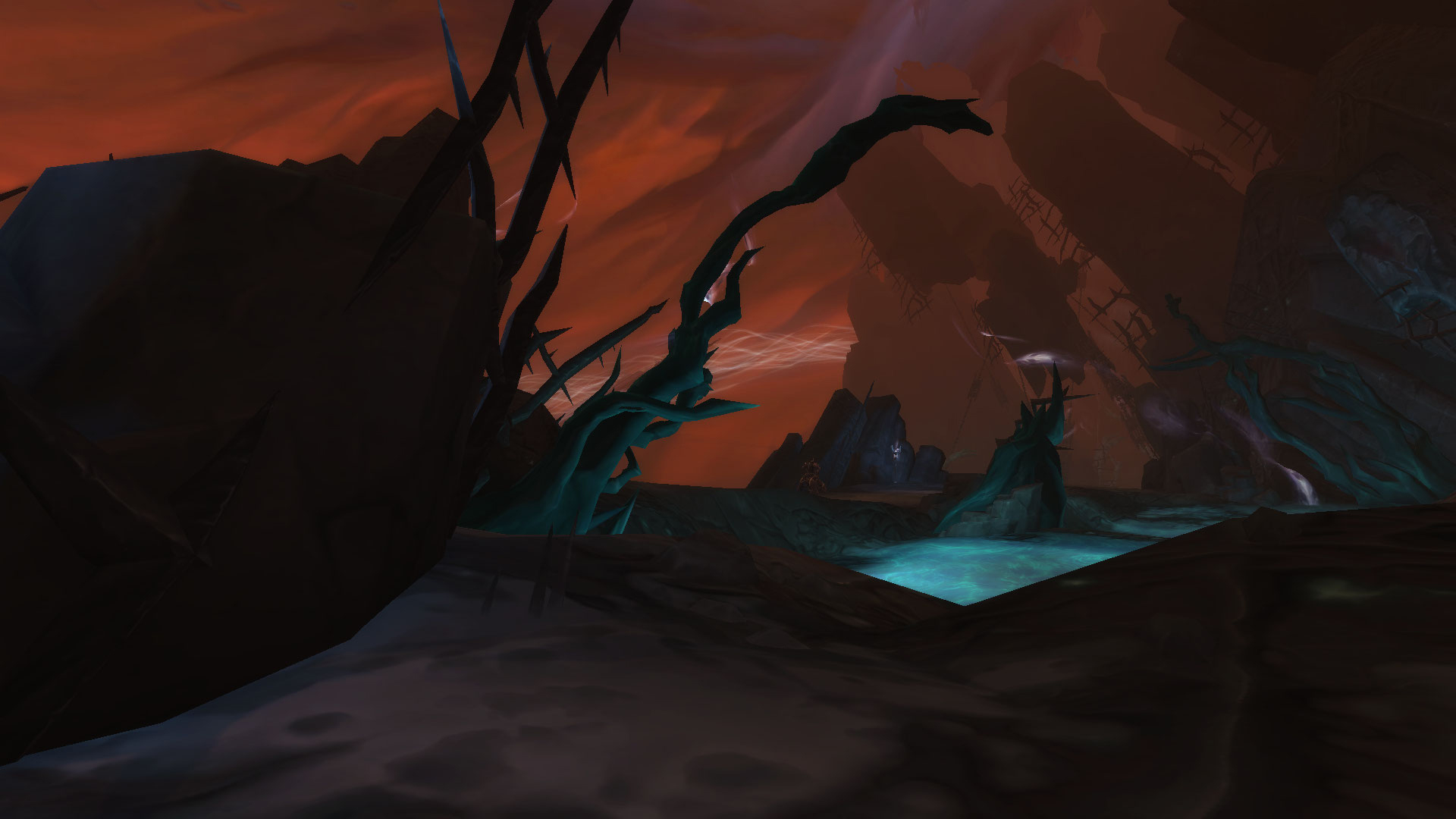 Shadowlands : L'Antre en Ombreterre