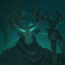 Nécro-seigneurs Shadowlands WoW