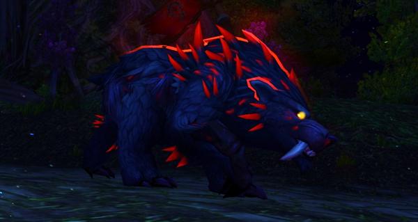 shadowlands : l'apparence du changeforme du druide peut etre choisie chez le coiffeur