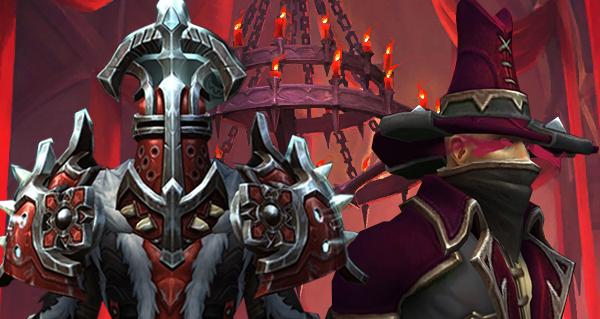 raid chateau nathria : les sets d'armure en images