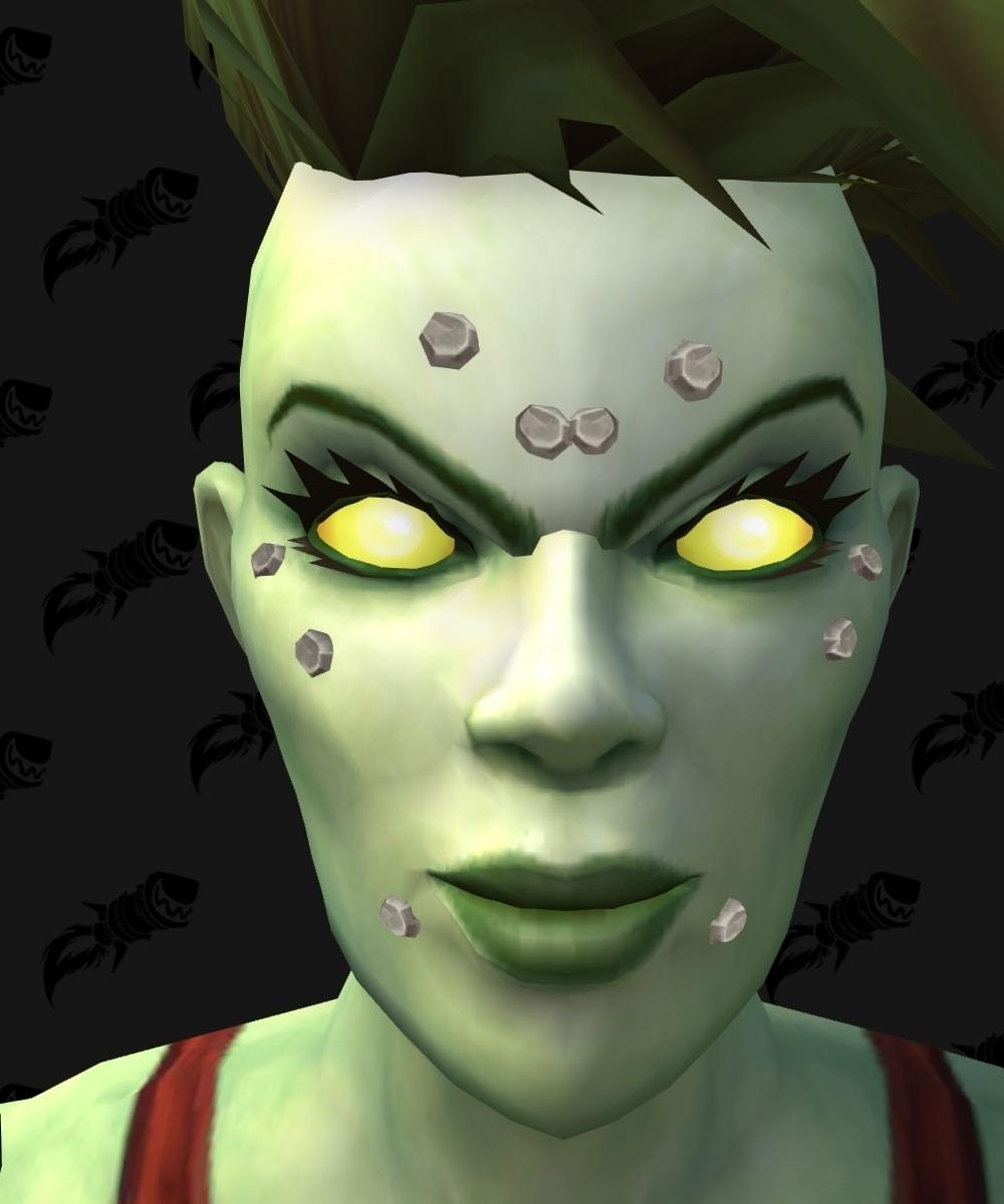 Shadowlands : Nouvelles couleurs des yeux (Réprouvé)