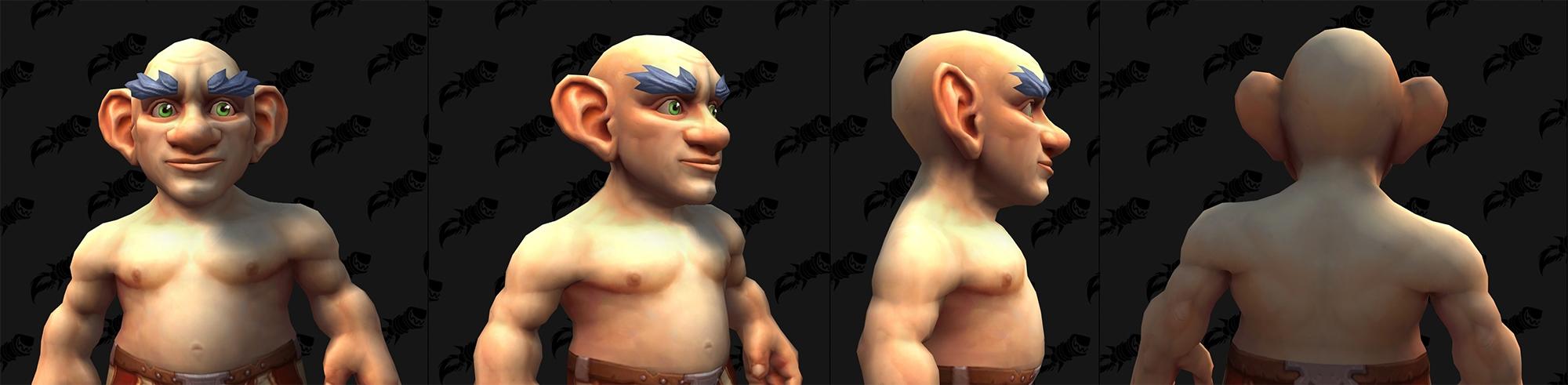 Shadowlands : Nouveau sourcil (Gnome)