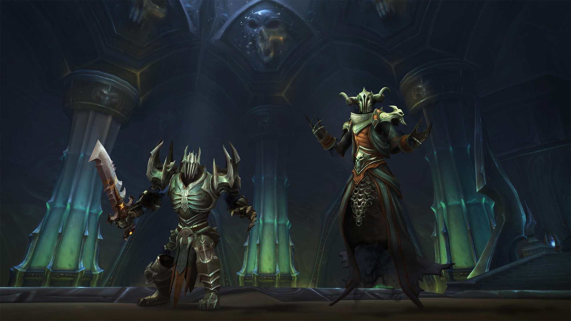 Tourment la tour des damnés, l'une des fonctionnalités de Shadowlands