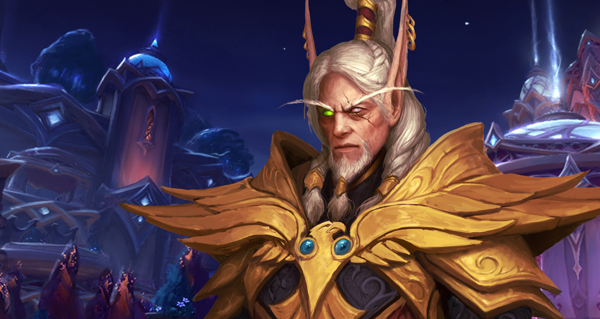 nouvelle world of warcraft : un moment hors du temps