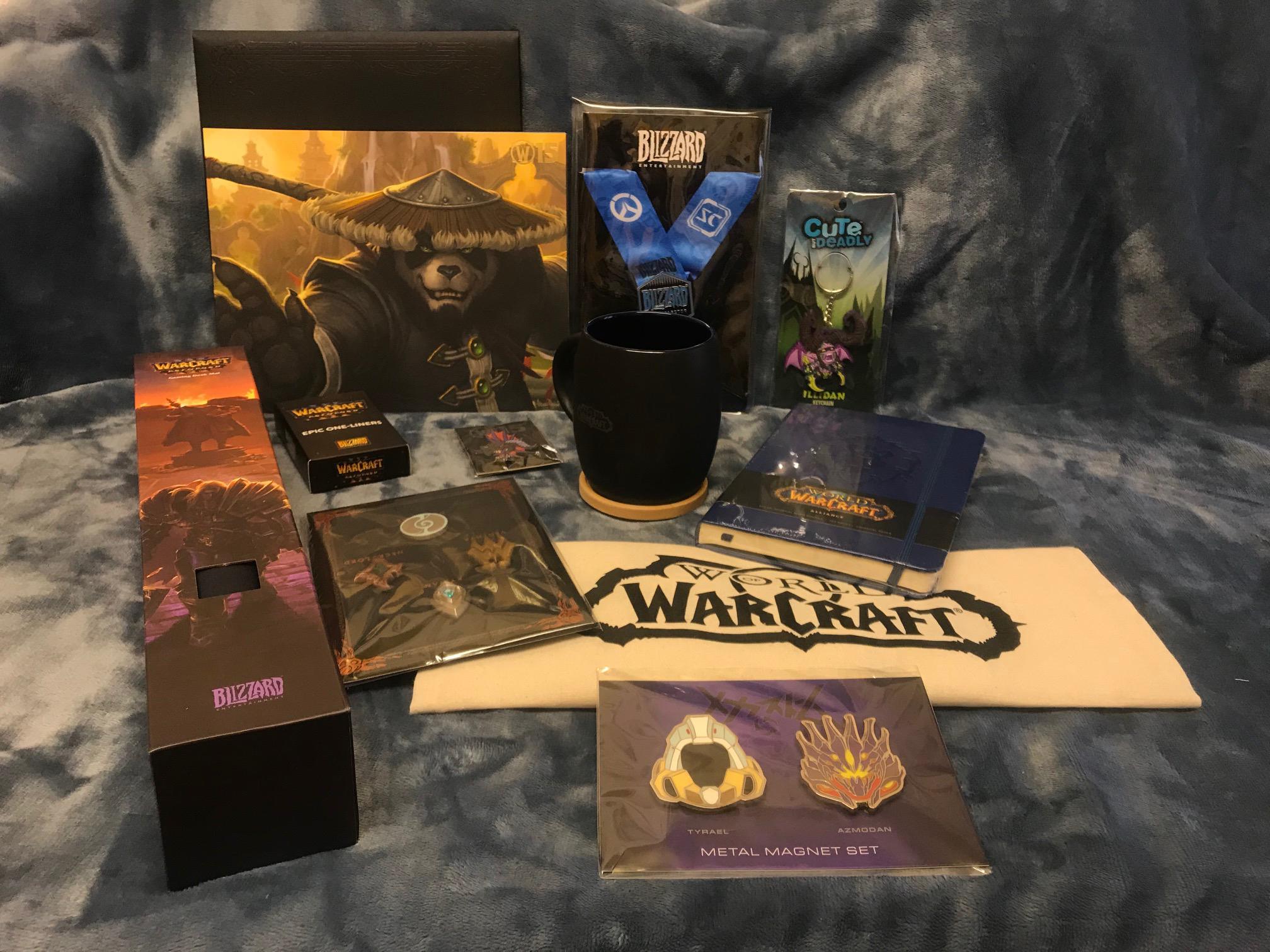 Concours Shadowlands : Lot n°2 (en partenariat avec Blizzard France)