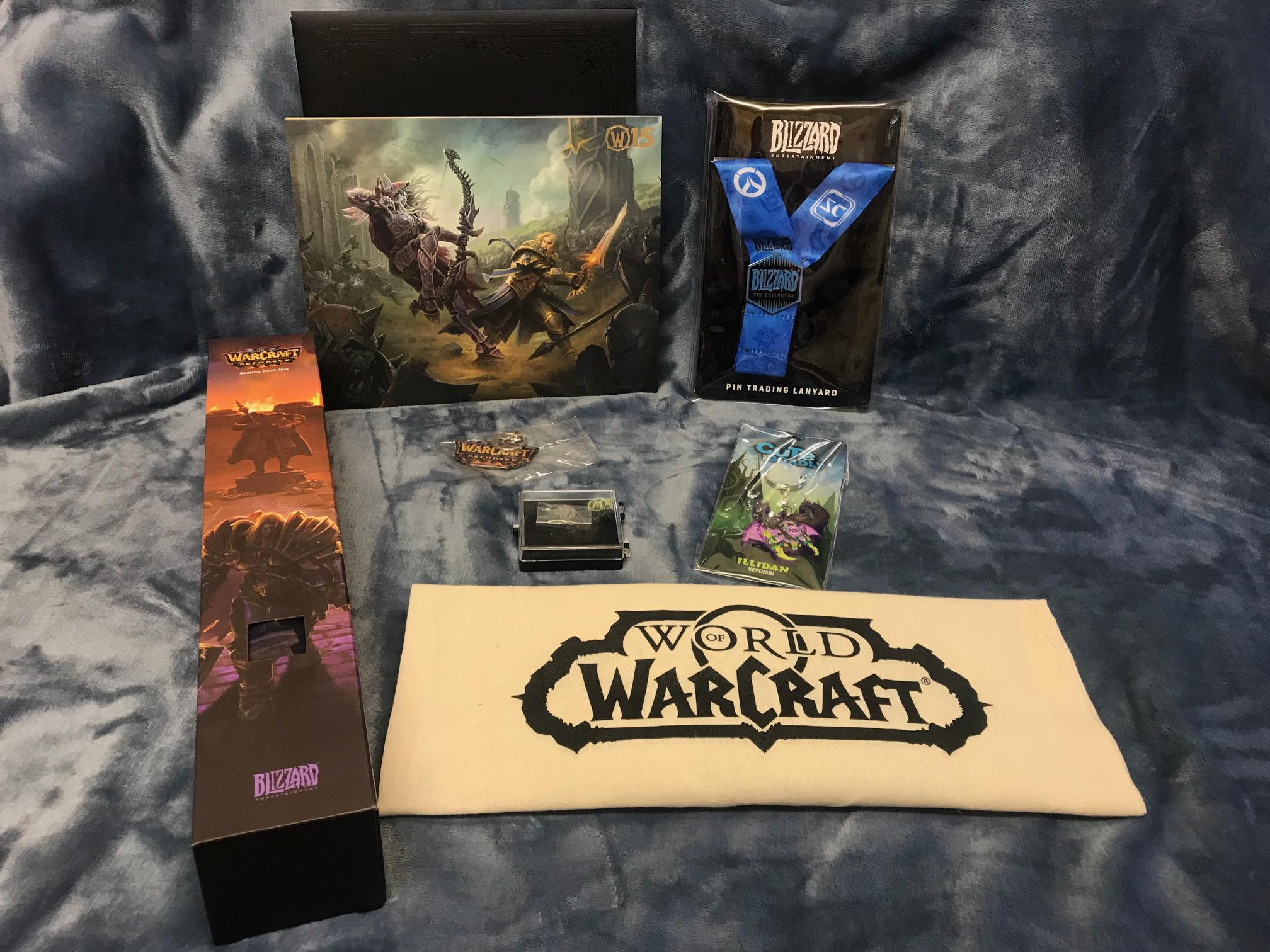 Concours Shadowlands : Lot n°3 (en partenariat avec Blizzard France)