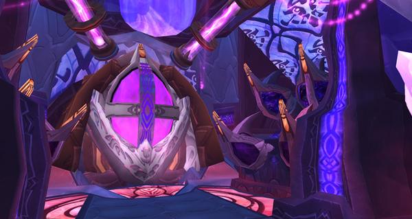 shadowlands : les marcheurs du temps sont destines aux joueurs de niveau 50