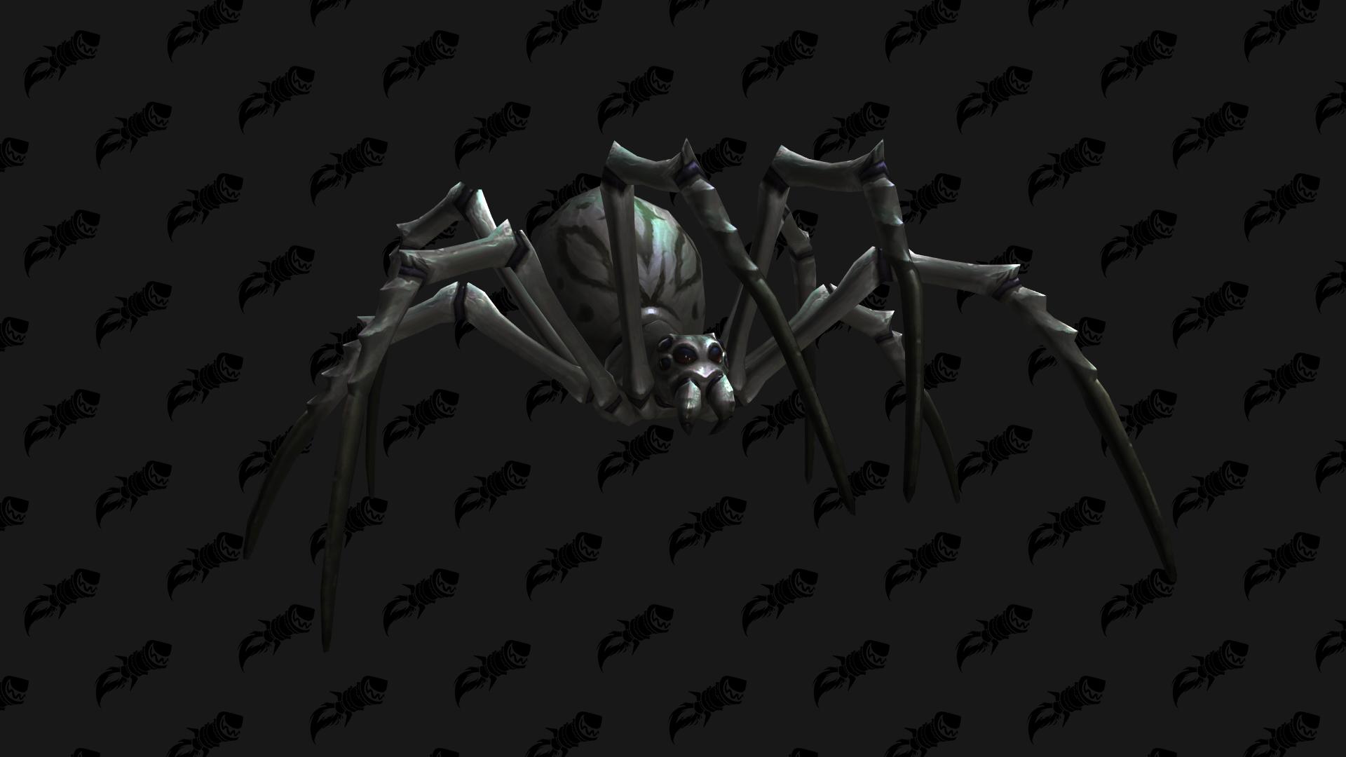 Tisseuse-lumineuse, mascotte Shadowlands pouvant être obtenue à Maldraxxus