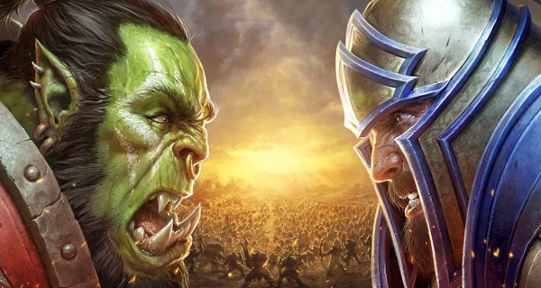 bfa est desormais inclus dans l'abonnement world of warcraft