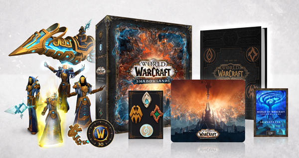concours shadowlands : 1 coffret collector a remporter sur mamytwink